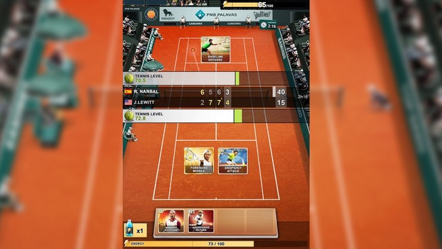 TOP SEED Tennis Pro Manager