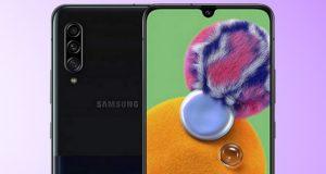 Comment activer la notification par flash sur Galaxy A90