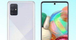 Comment désactiver la correction automatique sur Galaxy A71