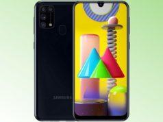 Comment faire une capture d'écran sur Samsung Galaxy M31