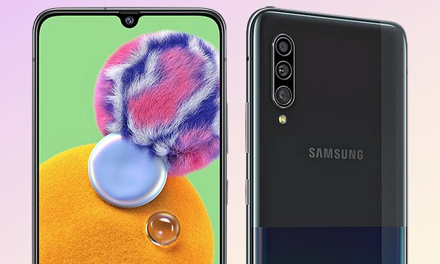 Comment masquer des photos et vidéos sur Galaxy A90