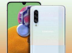 Comment mettre une sonnerie personnalisée sur Galaxy A90