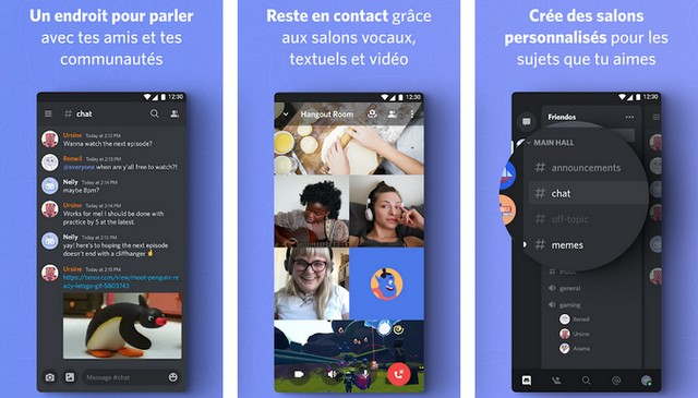 Discord - the best WeChat alternative for Android