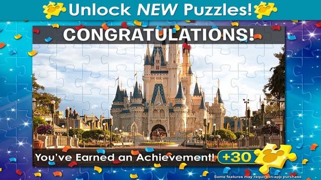 Disney Jigsaw Puzzles - meilleur jeu pour iPhone