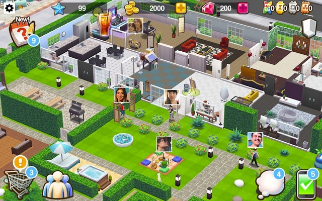 Home Street - meilleur jeu de simulation de vie