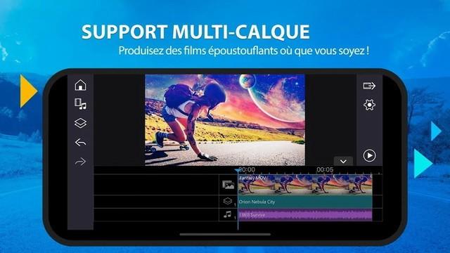 PowerDirector - Montage Vidéo