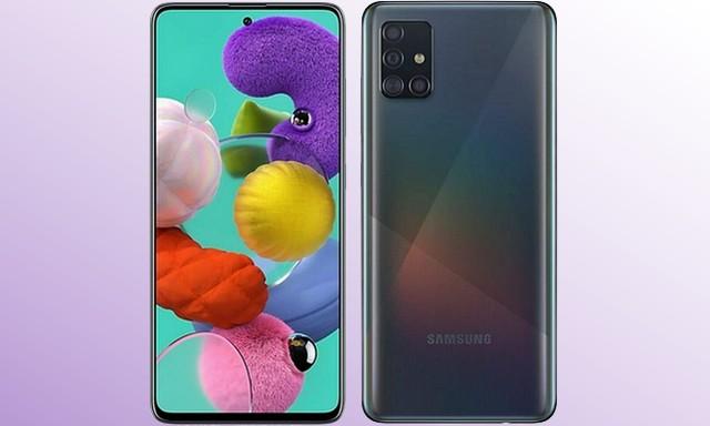 Comment masquer des photos vidéos sur Samsung Galaxy A51