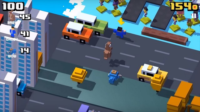 Crossy Road - most addicting game