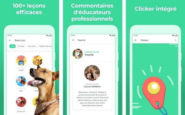 Dogo - application pour animaux de compagnie