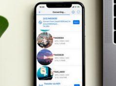 Les meilleures applications de conversion vidéo pour iPhone