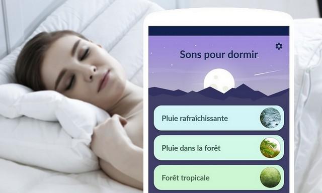 Les meilleures applications pour bien dormir