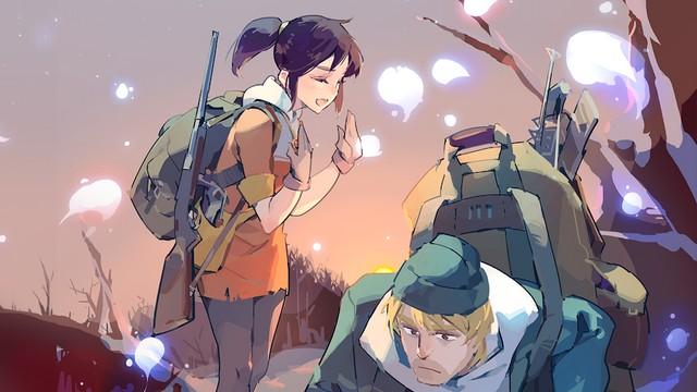 OPUS - les meilleurs jeux visual novel