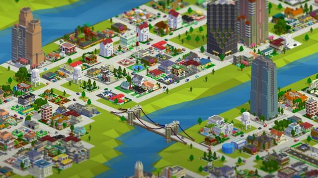 Bit City - best city building game