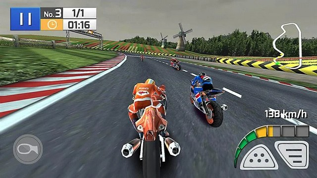 Real Motorcycle Racing 3D