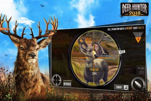 Deer Hunter 2018 - Jeu de chasse
