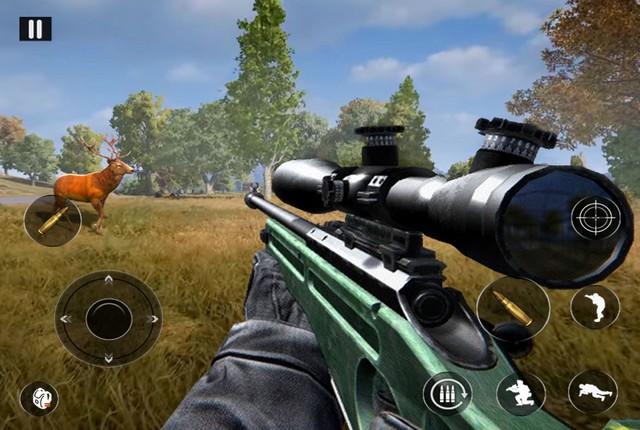 Deer Hunter 2020 - Jeu de chasse