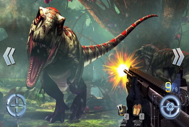 Dino Hunter - Hunting Game