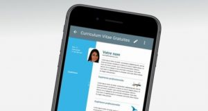 Les meilleures applications Android pour écrire un CV