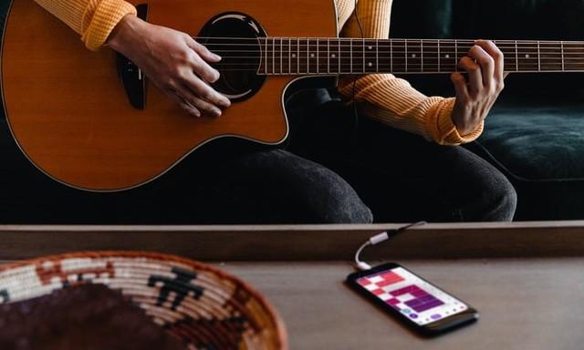 Les meilleures applications Android pour les musiciens