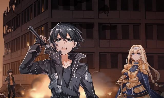 Les meilleurs jeux d'anime pour iPhone