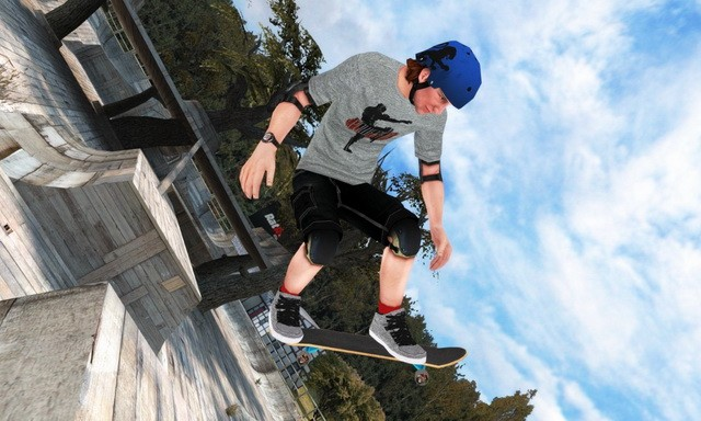 The best skateboarding games for iPhone
