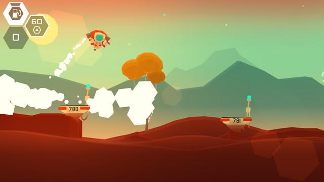 Mars - jeu Android pour enfants