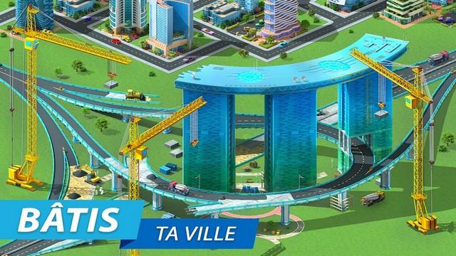 Megapolis - best city building game