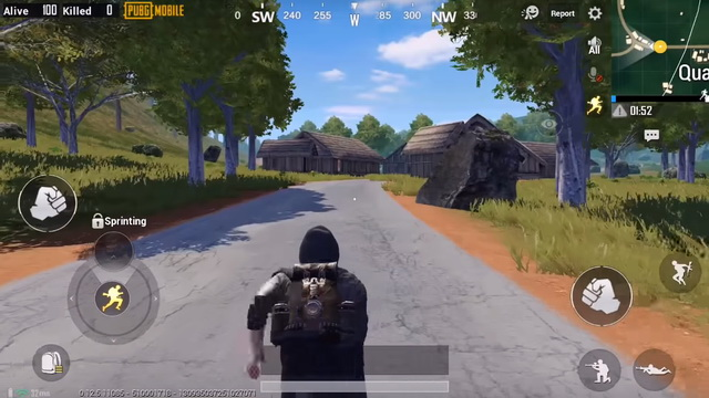 PUBG Mobile - jeu iPhone les plus addictifs