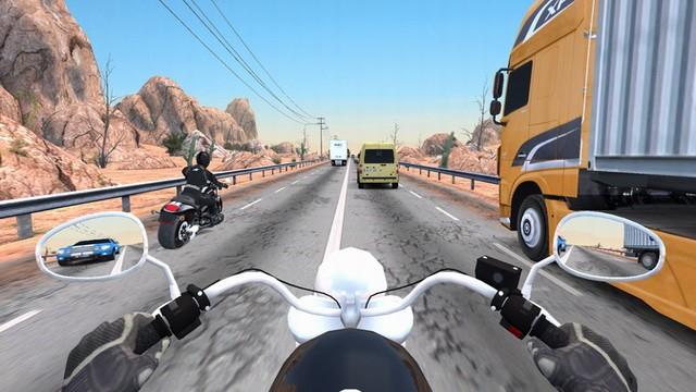 Racing Fever Moto - meilleur jeu de moto