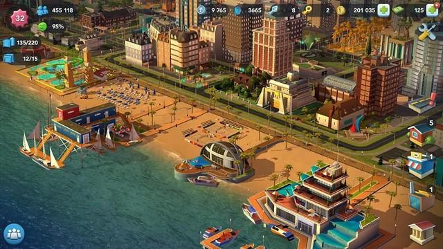 SimCity BuildIt - best city building game