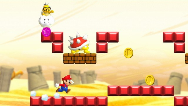 Super Mario Run - jeu de plateforme
