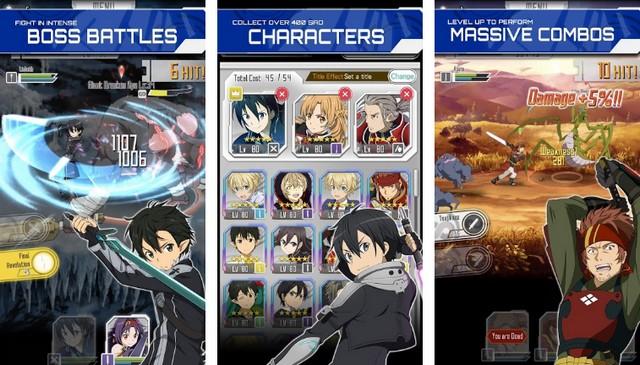 Sword Art Online - Memory Defrag