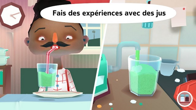 Toca Kitchen 2 - Android game for kids
