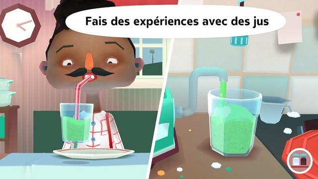 Toca Kitchen 2 - jeu Android pour enfants