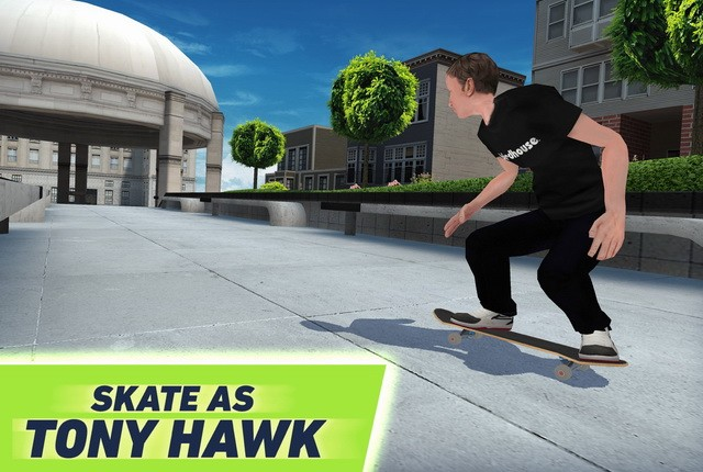 Tony Hawk's Skate Jam - skate game