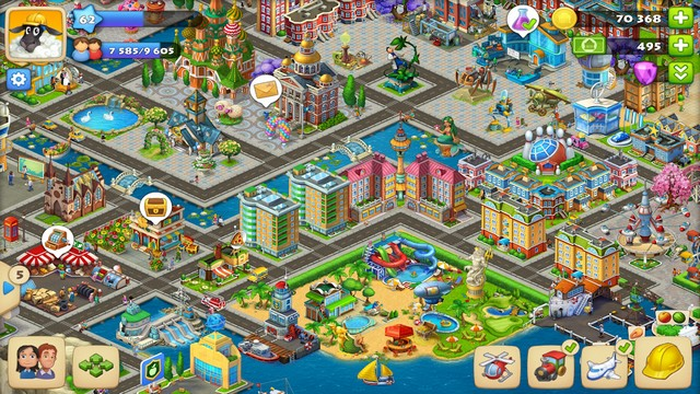 Township - best town building game