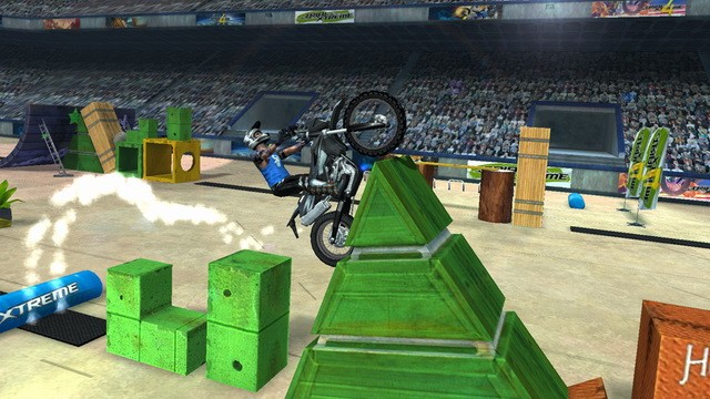 Trial Xtreme 4 - best motorcycle game