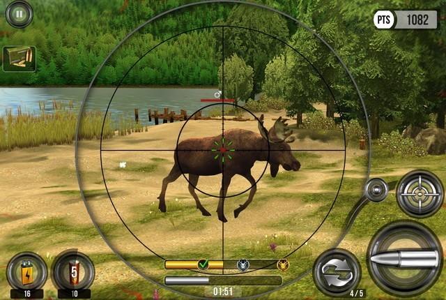 Wild Hunt - Hunting Game