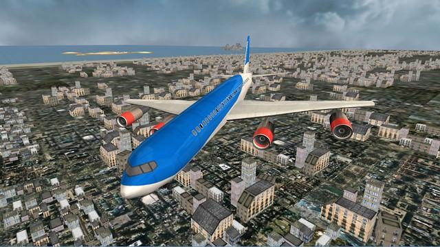 Airplane Pilot Sim - meilleur jeu de simulation de vol