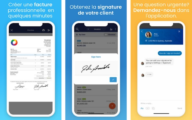Bookipi - meilleure application de facturation