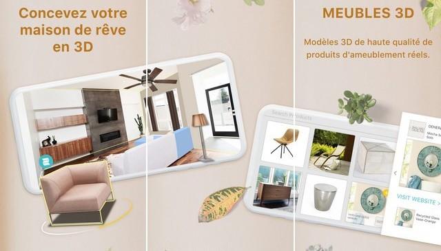 Design d'intérieur Homestyler