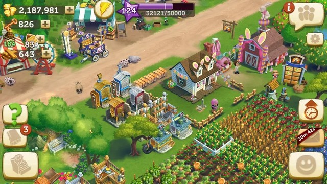 FarmVille 2 - best farm game