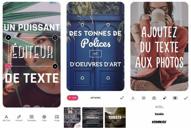 Font Candy - best fonts app