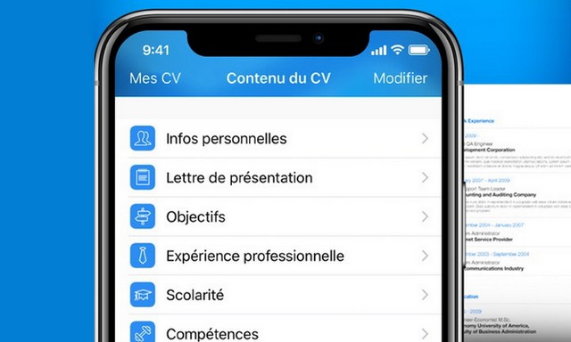 The best resume maker apps for iPhone