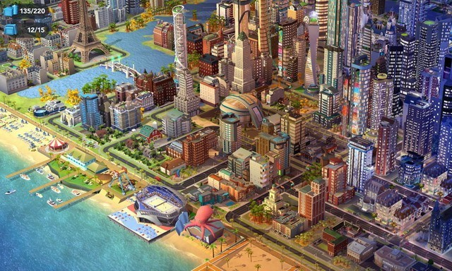 The best city building games for iPhone