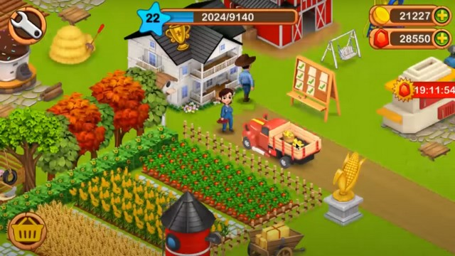 Little Big farm - best farm game