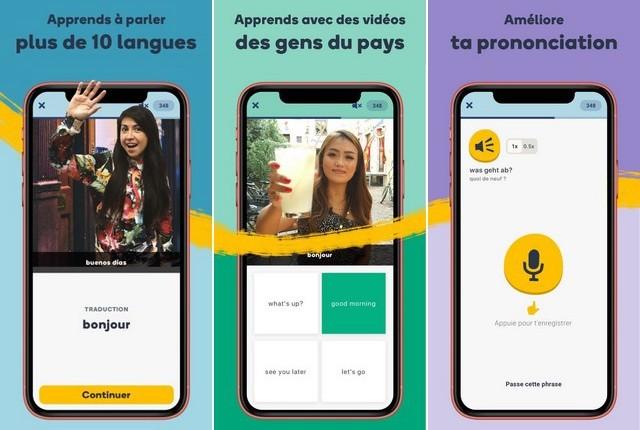 Memrise - apps for learning Spanish