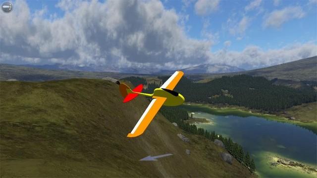 PicaSim - meilleur jeu de simulation de vol