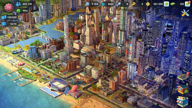 SimCity BuildIt - jeu de construction de ville