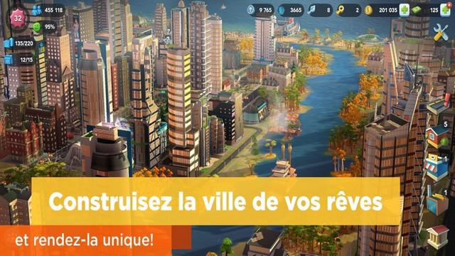 SimCity BuildIt - jeu de simulation de vie